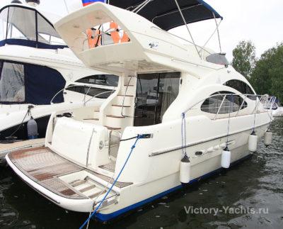 Аренда яхты Азимут 42