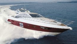 Аренда яхты Азимут 62 С