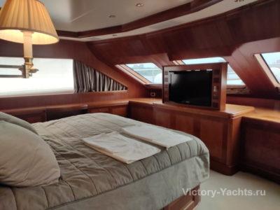 Аренда супер яхты Benetti 100